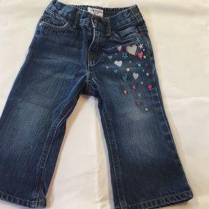 18 month Oshkosh Jeans